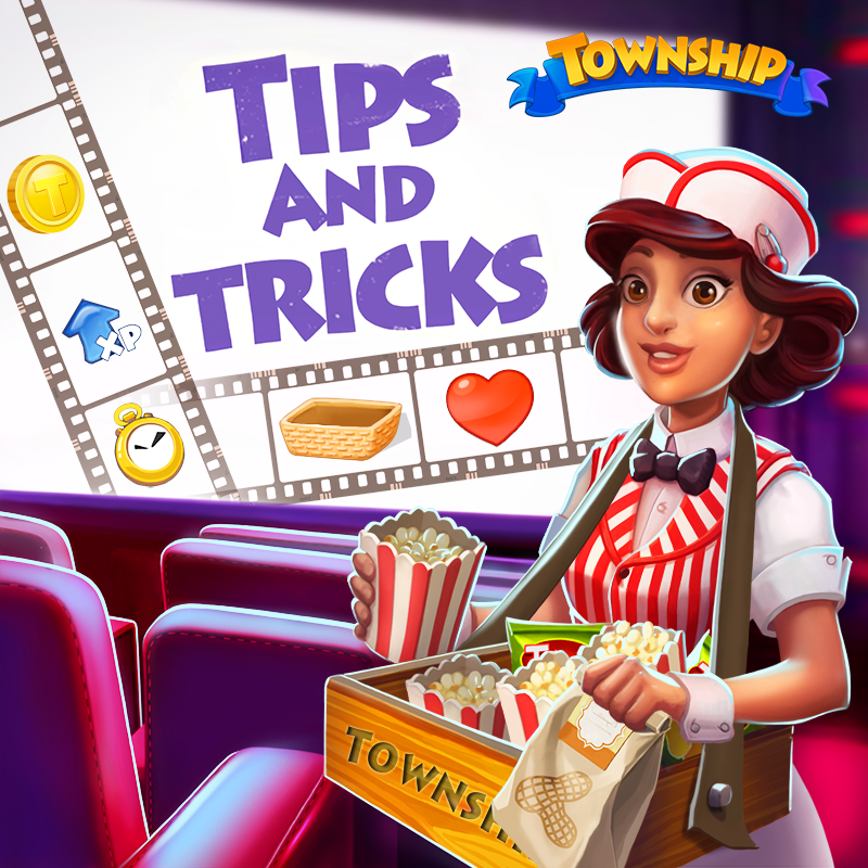 township game tips tricks.