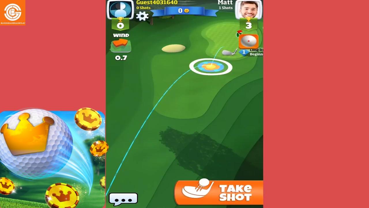 golf clash apk mod android 1