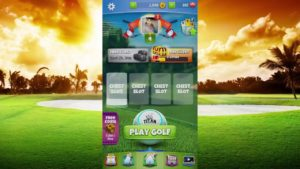 golf clash player