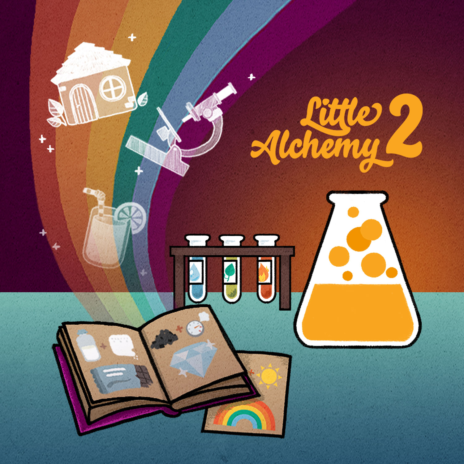 Little Alchemy Guide : Creating your First 100 Alchemy Elements